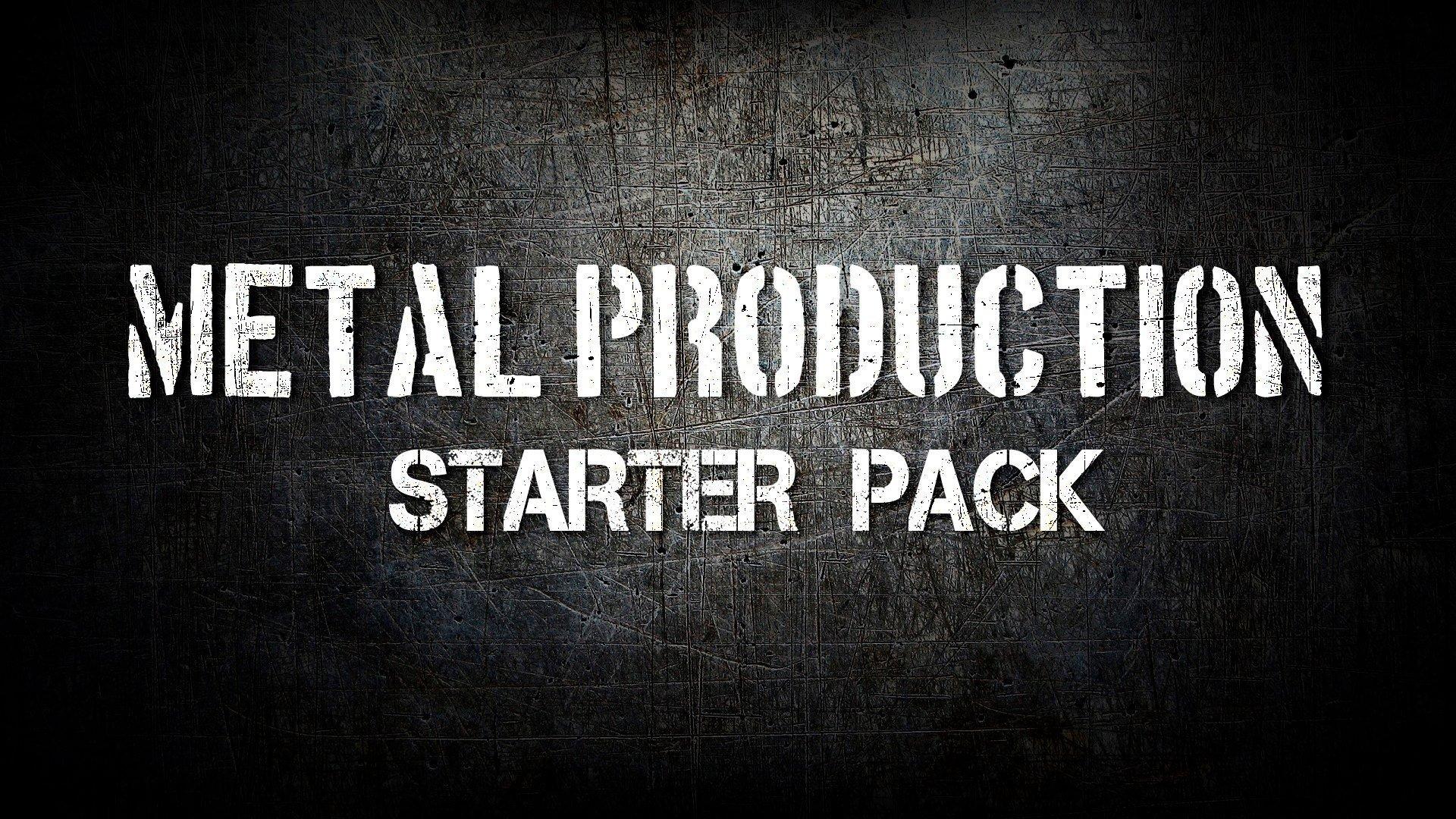 Metal Producer Starter Pack